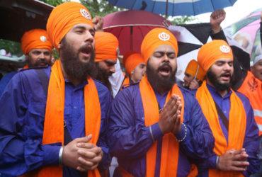 La comunità sikh celebra il Vaisakhi per le strade di Bergamo